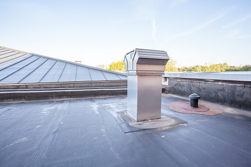 South Jersey Commercial Metal Roof Restoration
