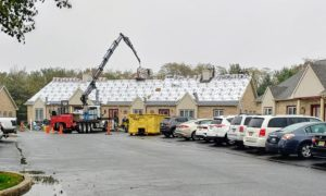 South Jersey Commercial Shingle Roofing